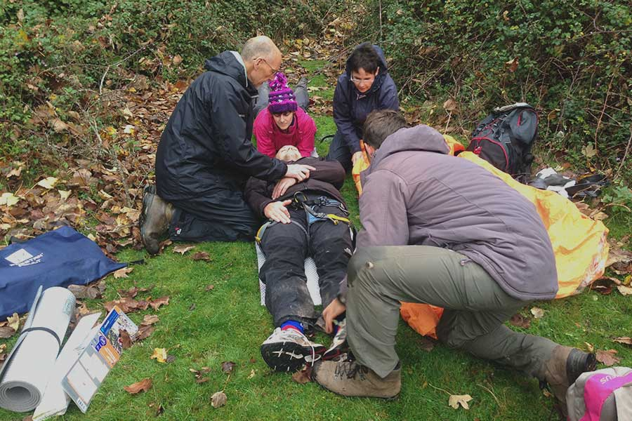 ITC 2 Day L3 Outdoor First Aid