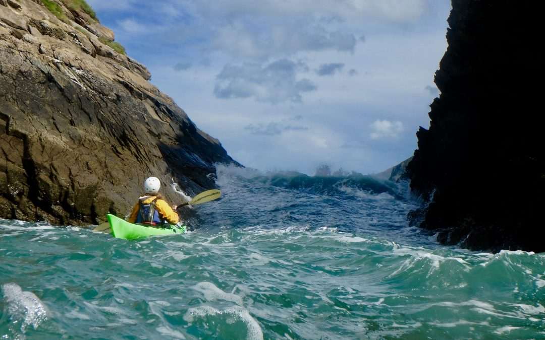 5 Day – Advanced Sea Kayak Leader Training Course inc. Open Water & Tidal Planning Course (OWTP)