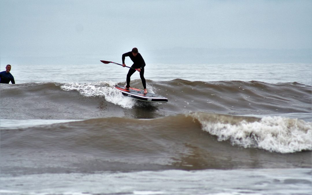 5 Top Tips for Starting SUP Surfing