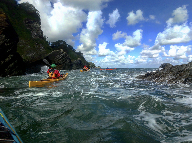Sea Kayak Coach – Training Course