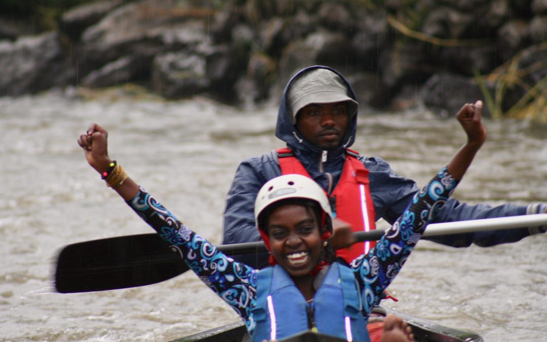 Guide Training in Rwanda