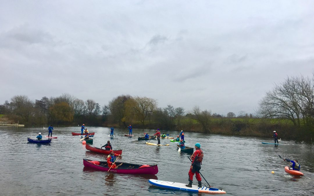 British Canoeing Coaching & Leadership Conference 2018