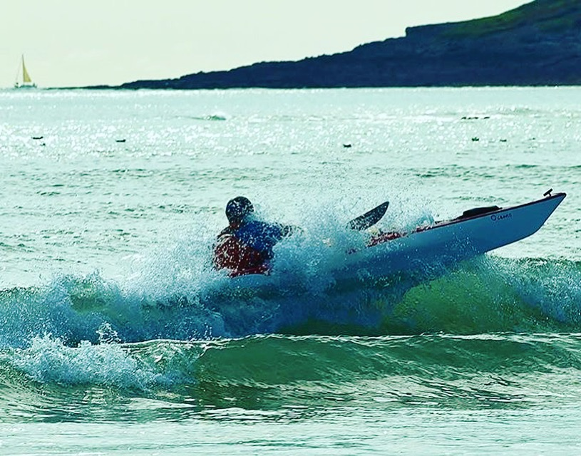 Sea Kayak Surf and Rough Water Coaching Courses